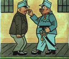 Svejk in the garrison prison. Adventures: Modern Literature's Satire Fiction Masterpiece.